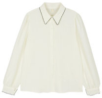 Millie collar blouse