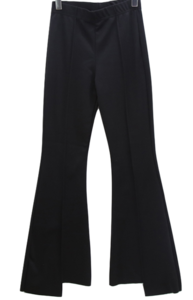 Anne Long and Short Pintuck Unfooted Leggings Pants