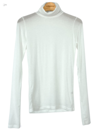 Tencel Turtleneck T-shirt-3color