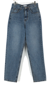 Obilli straight denim trousers