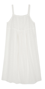 Benny chiffon maxi dress