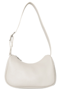 Mont-buckle shoulder bag