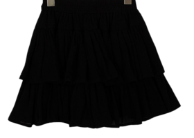 Cancan Tier Mini Skirt