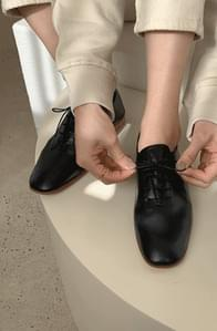 Soft oxford loafers