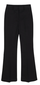 Bebe slim Flared trousers