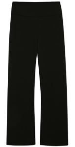"""""""Product Planning"""" Winter Flared wide banding leggings pants"""