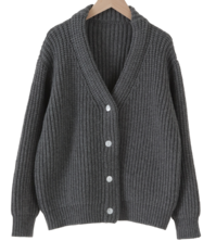 Snug Daily Knit Cardigan 開襟衫