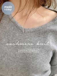 Away Cashmere Knitwear