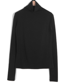 Morein Simple Turtleneck T-shirt
