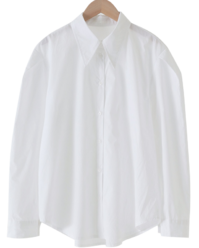 Senior Puff Cotton Shirt