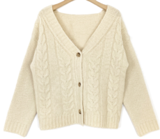 For You Twisted Wool Cardigan-4color
