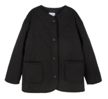 Dumble quilted padded coat