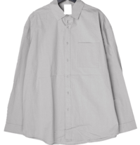 Burg Boxy-fit Over Shirt