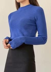 Long Sleeve Ribbed Knitwear