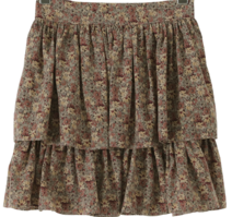 Blossom Kangkang Mini Skirt