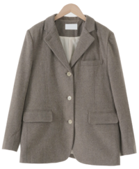 Age Wool Tailored Jacket