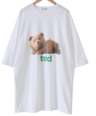 Teddy bear long t-shirt