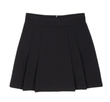 Kinder mini pleated skirt