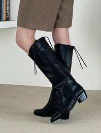 Guard western long boots