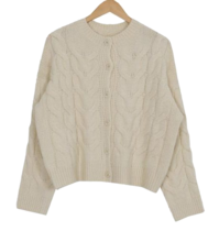 Ringling Twisted Wool Cardigan