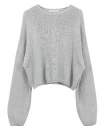 Straw Loose Knit
