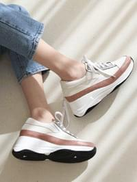 Fit Guaranteed Height Sneakers 8cm