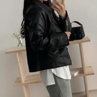 Ginther Leather Jacket
