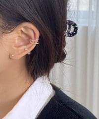 natural earcuff