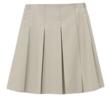 Salang Pleated Skirt