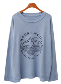Mount Color Knitwear