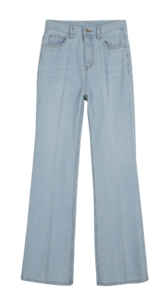 Weekly Flared jeans