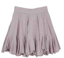 Romance flared mini skirt