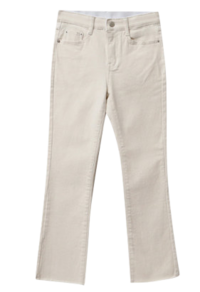 World Comfort Hanyang Fleece-lined Flared pants