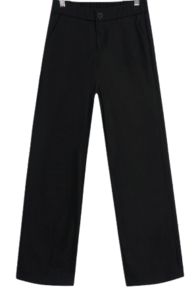 Daily banding black trousers
