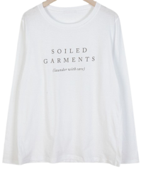 Solid Lettering T