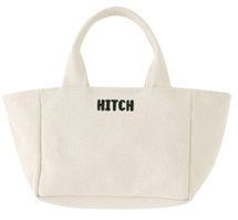 Lettering Cotton Tote Bag