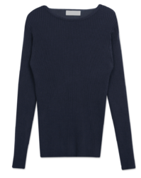 Yeori Fit Soft Ribbed Knitwear