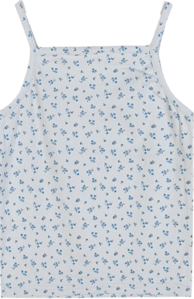 Flower Lop Sleeveless ♥ Lovely layered effect