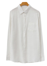 Cafe Latte Pocket Shirt