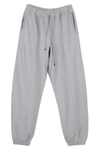 Over Unisex Double Sweat Jogger Pants