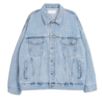 Potts Light Blue denim jacket