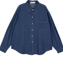 Vibe denim shirt
