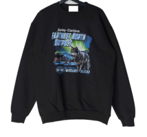 Leon Wolf Overfit Fleece-lined Sweatshirt