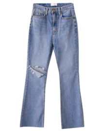 Low Seat Denim Pants 牛仔褲