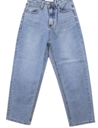 Manish cropped wide straight jeans