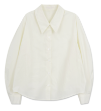 Lilian solid sleeve blouse