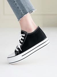 Basic height sneakers 5cm
