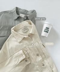 Must Loose-fit Cotton Jacket *