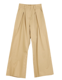 #made some mood wide cotton long pants