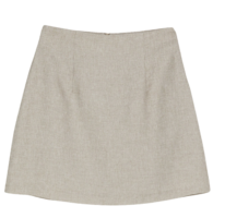 Dove mini skirt